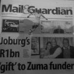 Zuma corruptie