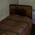Bed in Soweto klein
