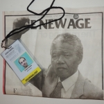 Mandela media klein