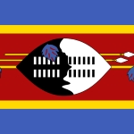 Swaziland vlag