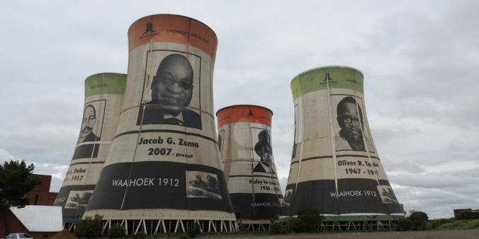 Jacob Zuma Bloemfontein