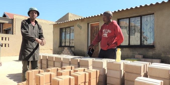 Soweto bouwen