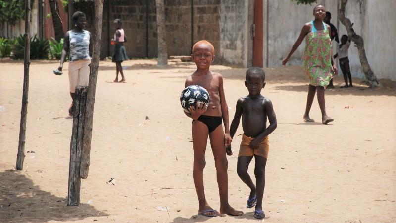 Voetbal Afrika