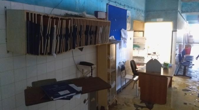 Ziekenhuis Beira